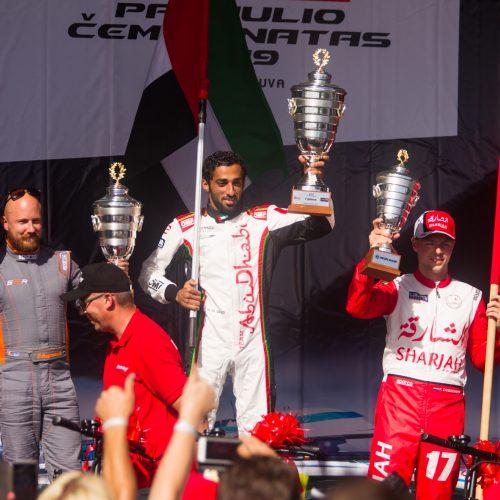 F-2 pasaulio čempionato pirmo etapo apdovanojimai