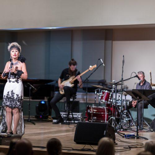 K. Borjeson koncertas  © Laimio Steponavičiaus nuotr.