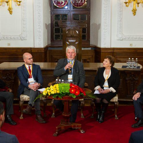 Pasaulio lietuvių mokslo simpoziumo atidarymas