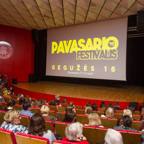 """Pavasario festivalis: filmo """"Valstybės paslaptis"""" peržiūra"""