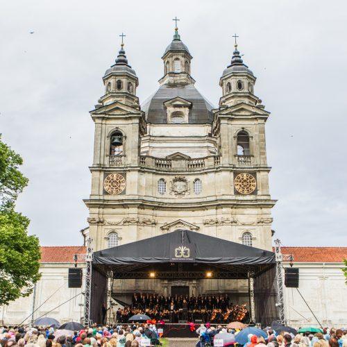 XXIV Pažaislio muzikos festivalio atidarymo koncertas