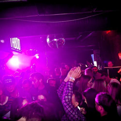 """Kauno naktiniame klube lankėsi """"Playboy"""" didžėja  © tomasfoto.lt nuotr."""