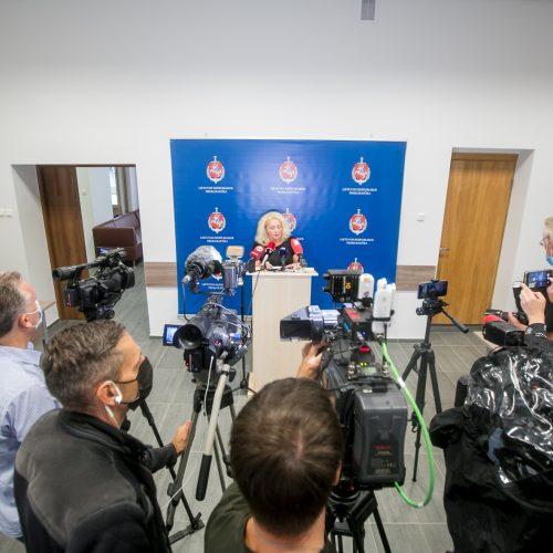 Kauno teisėsaugininkai – apie skandalinguosius įvykius Aleksote