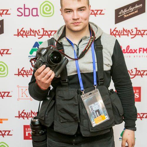 """Festivalio """"Kaunas Jazz 2019"""" pradžios iškilmės  © Vilmanto Raupelio nuotr."""