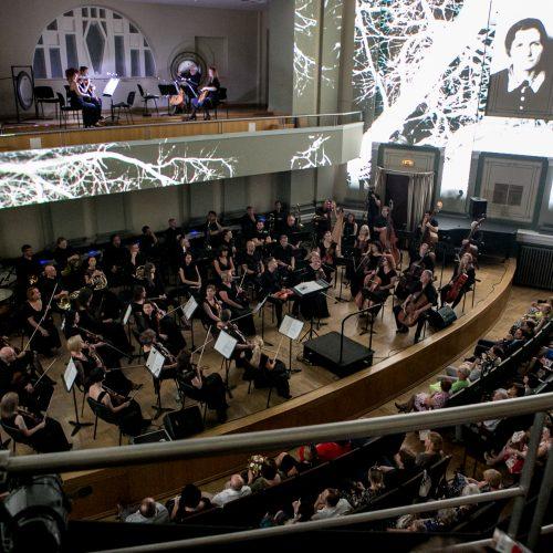 """Išskirtinis Pažaislio muzikos festivalio projektas """"Kaunas. Prisikėlimas I"""""""