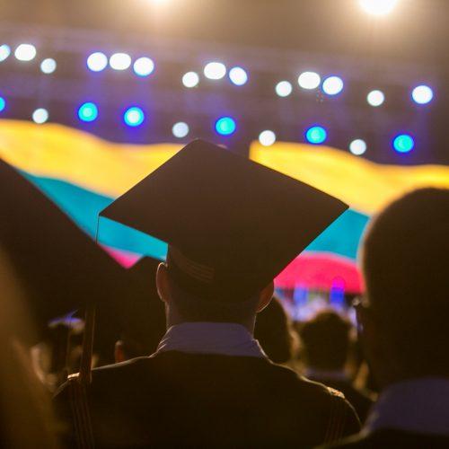LSMU diplomų įteikimo šventė  © Vilmanto Raupelio nuotr.