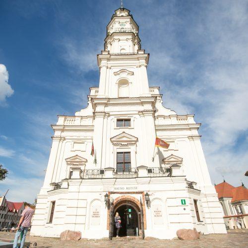 Kauno rotušė ruošiama rekonstrukcijai