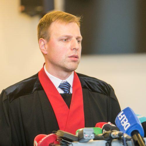 N. Venckienei Kauno teisme paskirtas dviejų mėnesių suėmimas  © Vilmanto Raupelio nuotr.