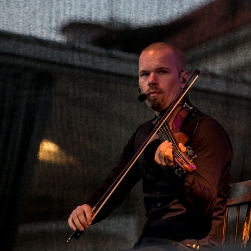 Pažaislio liepų alėjos vakarai: Andrius Kaniava. NAKTIS TEATRE  © Vilmanto Raupelio nuotr.