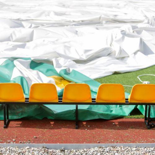 Subliuško futbolo maniežas  © Vilmanto Raupelio nuotr.