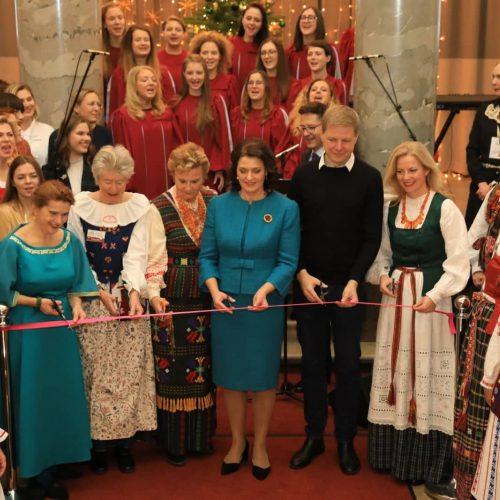 Tarptautinė Kalėdų labdaros mugė Vilniuje
