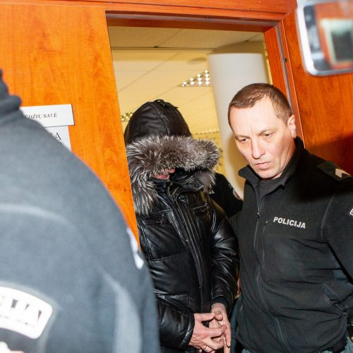 Teisėjų korupcijos byla  © Pauliaus Peleckio / Fotobanko nuotr.