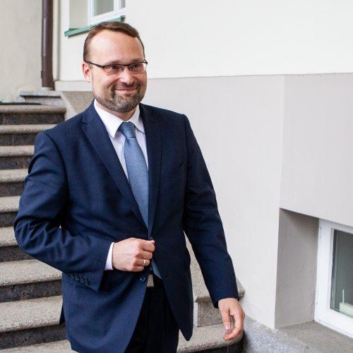 Kultūros ir susisiekimo ministrų susitikimas su G. Nausėda  © P. Peleckio / Fotobanko nuotr.