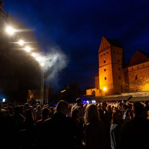 """Ten Walls"" ir Lietuvos valstybinio simfoninio orkestro koncertas"