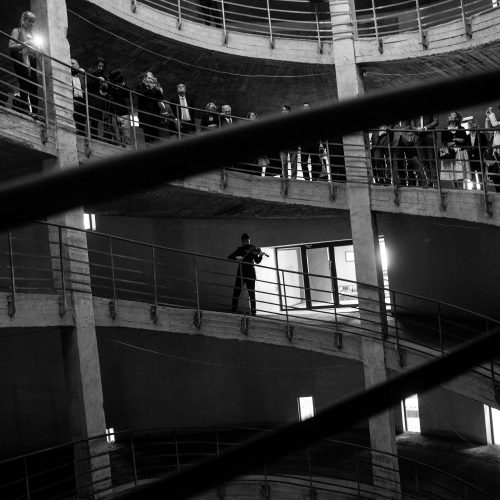 """Nacionalinės koncertų salės """"Tautos namai"""" apdovanojimai  © P. Peleckio / Fotobanko nuotr."""
