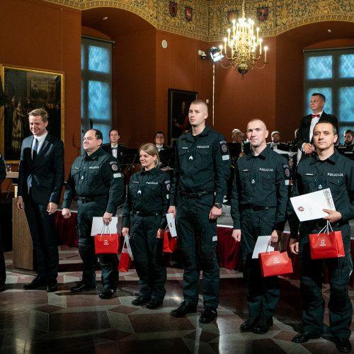 Angelų sargų dienos minėjimas Valdovų rūmuose  © P. Peleckio / Fotobanko nuotr.