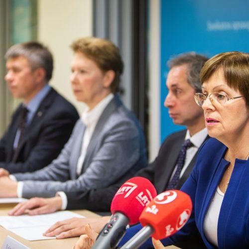 Ministerija pristatė insulto diagnozavimo naujoves  © I. Gelūno / Fotobanko nuotr.