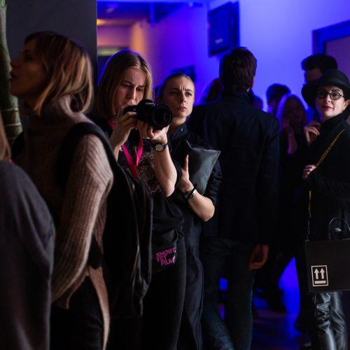 13-ojo Vilniaus tarptautinio trumpųjų filmų festivalio atidarymas  © G. Skaraitienės / Fotobanko nuotr.