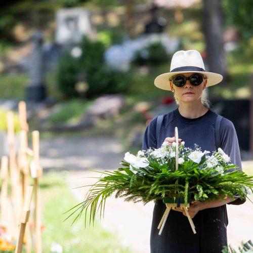 J. G. Baranausko laidotuvės  © I. Gelūno / Fotobanko nuotr.