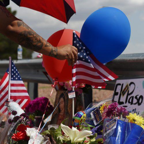 Šaudynės Ohajuje  © Scanpix nuotr.