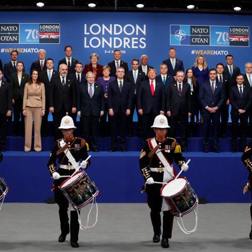 NATO viršūnių susitikimas Londone