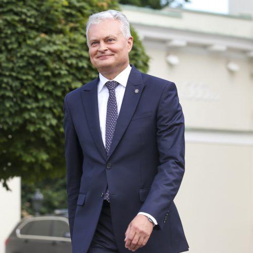 Prezidento metinė spaudos konferencija  © M. Morkevičiaus / ELTOS nuotr.