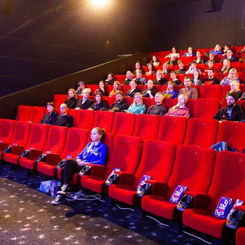 """Festivalio """"Kino pavasaris"""" atidarymo ceremonija Kaune  © T. Biliūno/Fotobanko nuotr."""