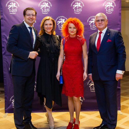 Lietuvos žurnalistų sąjungos 90 metų jubiliejus  © I.Gelūno /Fotobanko nuotr.