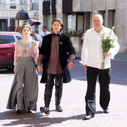 U. Galadauskaitės ir M. Sipario vestuvės  © G. Skaraitienės/Fotobanko nuotr.