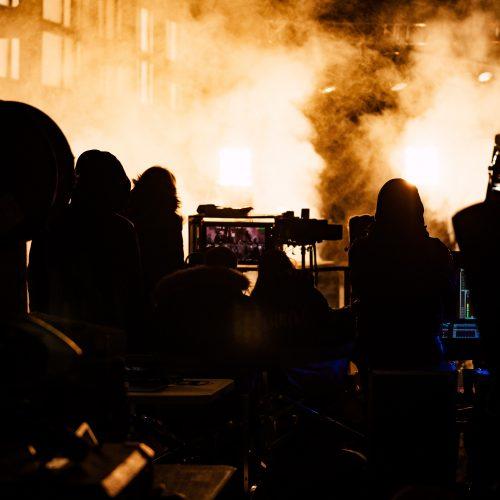 Dž. Butkutės koncertinis filmas  © R. Šeškaičio ir L. Trimonio nuotr.