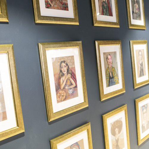V. Jakučinskaitės tapybos paroda  © P.Peleckio/Fotobanko nuotr.