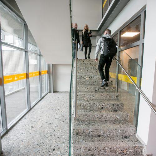 Kaune atidaryta nauja irklavimo bazė  © Vilmanto Raupelio nuotr.