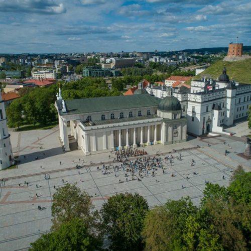 """Akcija """"Ačiū, Lietuva!""""   ©"""