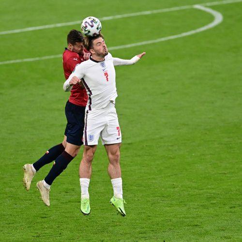 Europos futbolo čempionatas: Čekija–Anglija 0:1  © Scanpix nuotr.