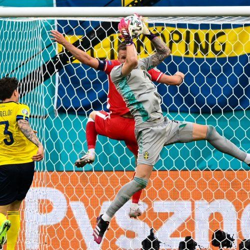 Europos futbolo čempionatas: Švedija–Lenkija 3:2  © Scanpix nuotr.