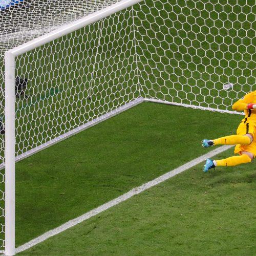 Europos futbolo čempionatas: Portugalija–Prancūzija 2:2  © Scanpix nuotr.