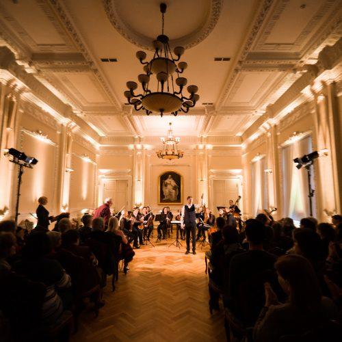 """Tarptautinis kamerinės muzikos festivalis """"Avanti""""    © I. Baltakytės nuotr."""