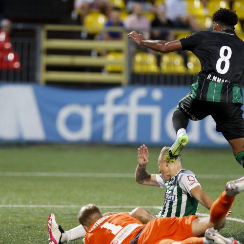 """UEFA Čempionų lygos atranka: """"Žalgiris"""" – """"Ferencvaros"""" 1:3  © Scanpix nuotr."""