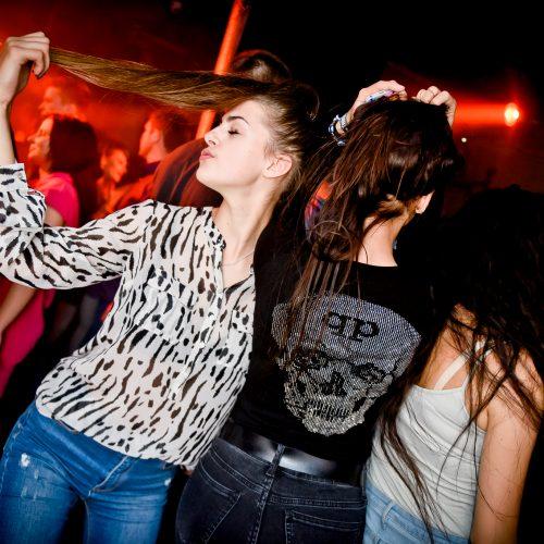 Vilniaus klubinėtojai giria Kauno naktinį gyvenimą  © tomasfoto.lt nuotr.
