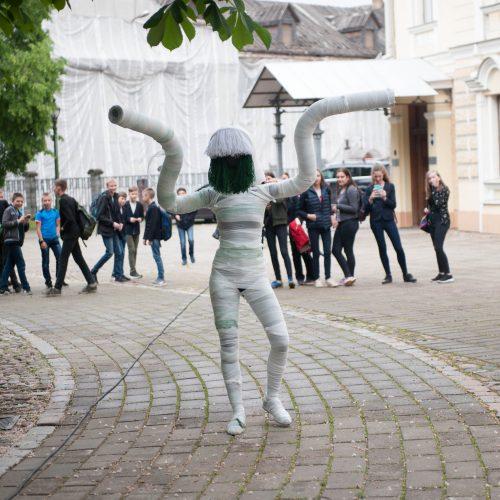 """""""Kauno Hanzos dienų 2018"""" spaudos konferencija  © Akvilės Snarskienės nuotr."""