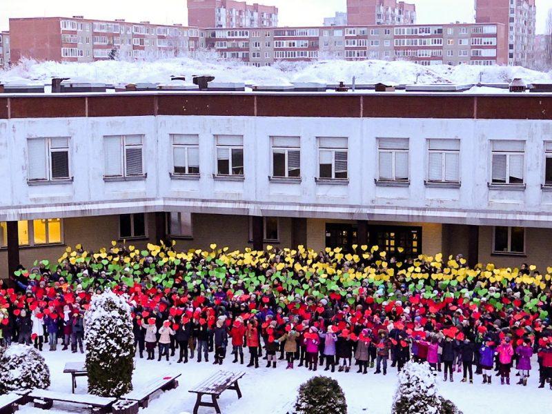Vasario 16-ąją – spalvinga puokštė renginių <span style=color:red;>(programa)</span>