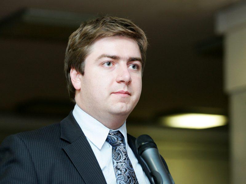 L. Talat-Kelpša skiriamas Užsienio reikalų ministerijos kancleriu
