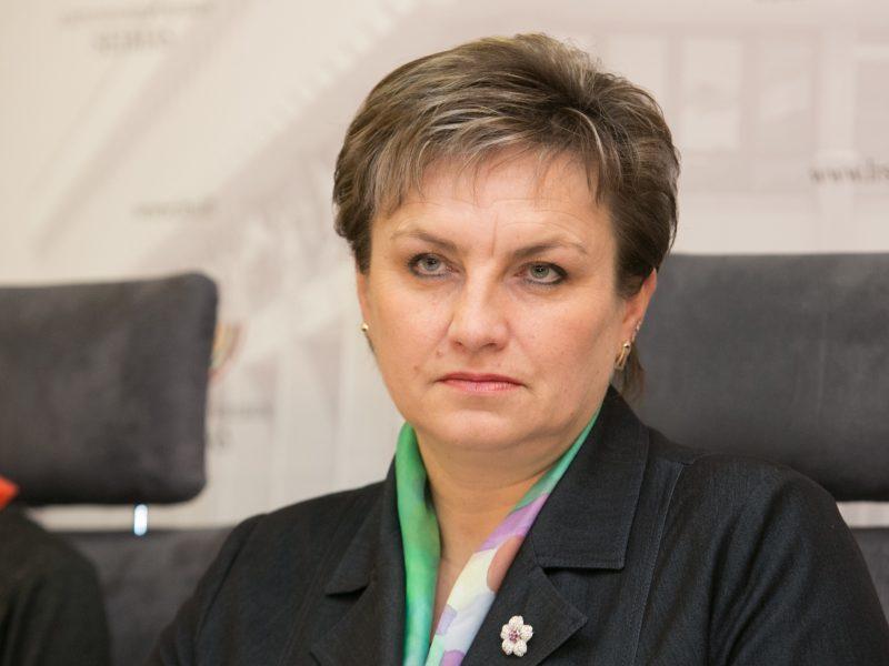 Lobistais registruoti J. Kulberkienė, D. Mikutienė ir A. Nastaravičius