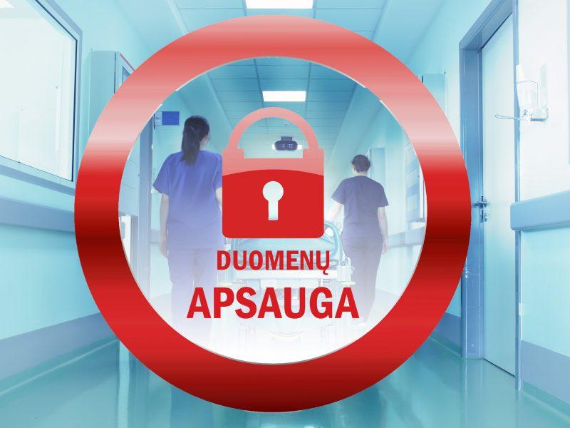 Už duomenų apsaugos reglamento pažeidimus skirta 61,5 tūkst. eurų bauda