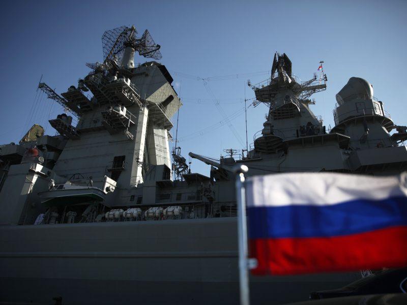 Rusija išplėtė pratybų Juodojoje jūroje mastą