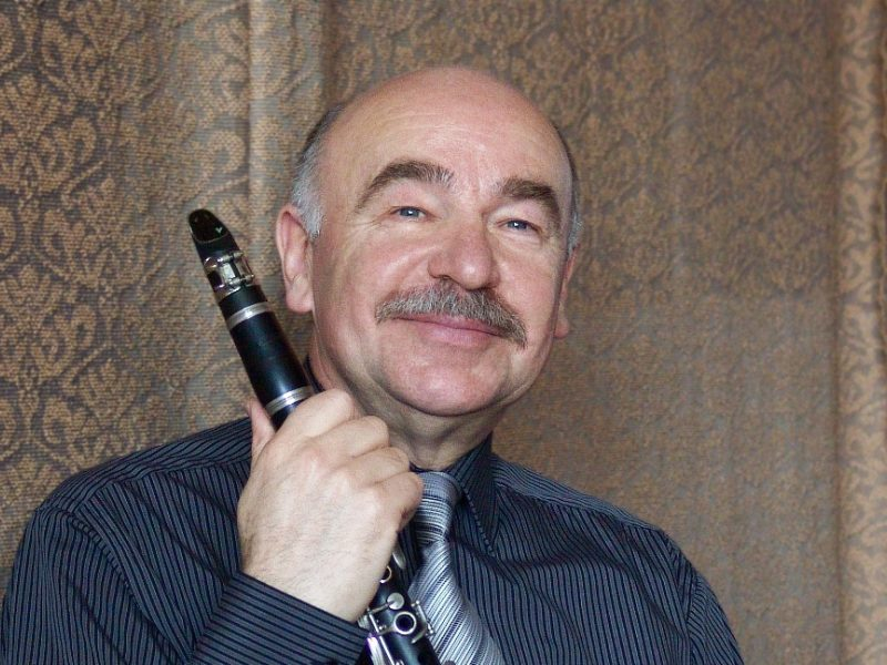 Muzikas ir pedagogas V. Žemaitis: geras mokinys išaugina gerą mokytoją