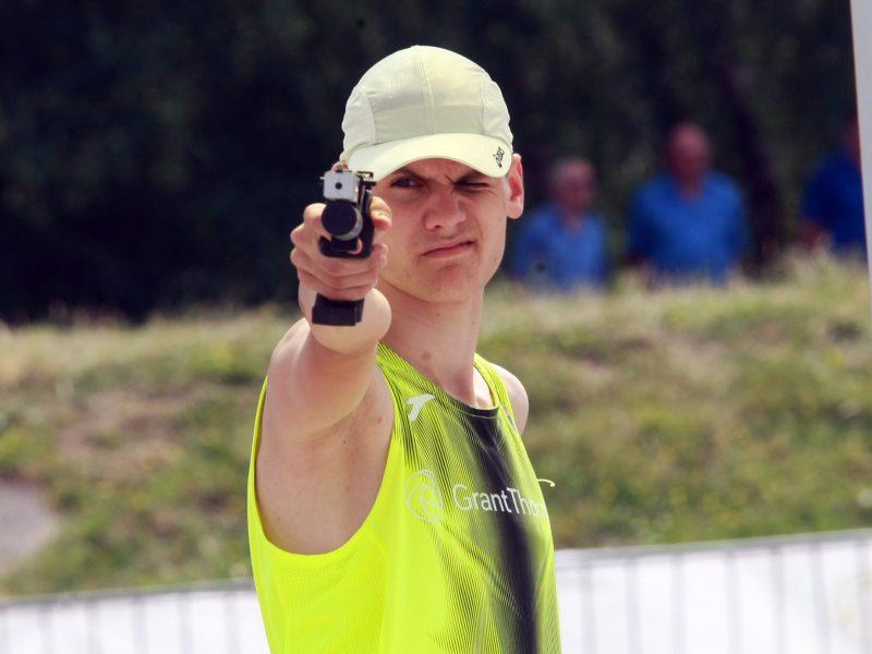 Europos jaunių šiuolaikinės penkiakovės čempionatas Kaune