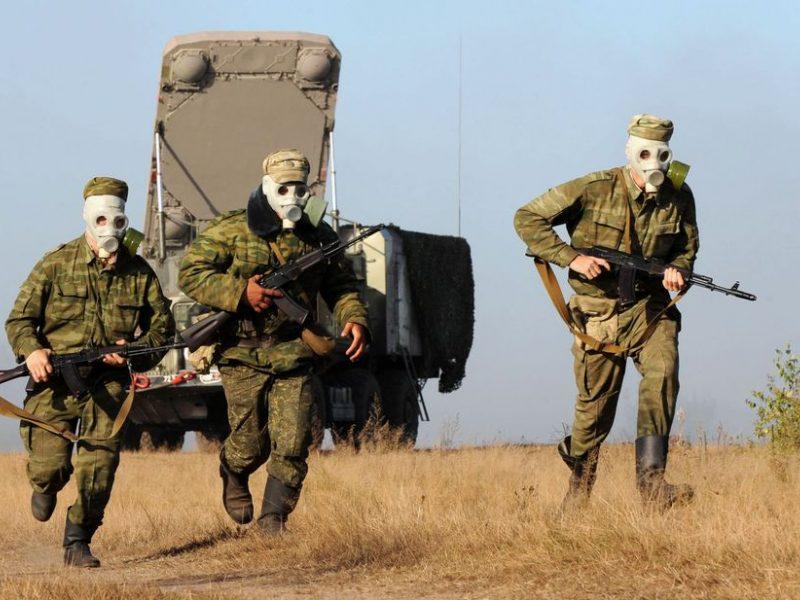 """Rusija ir Baltarusija bendras karines pratybas """"Zapad"""" planuoja surengti 2021-ųjų rugsėjį"""