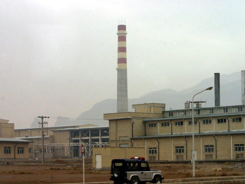 TATENA: Irano branduolinių objektų patikros neturėtų būti derybų koziris