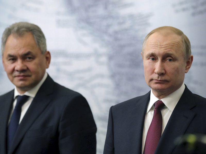 Maskva sako, kad ėmėsi priemonių atsakydama į grėsmę keliančią NATO veiklą